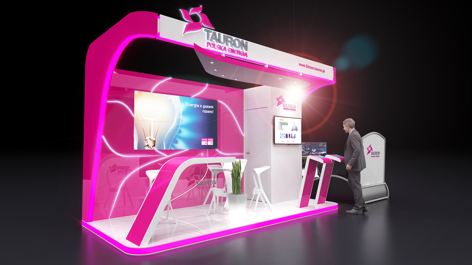 stands feriales profesionales
