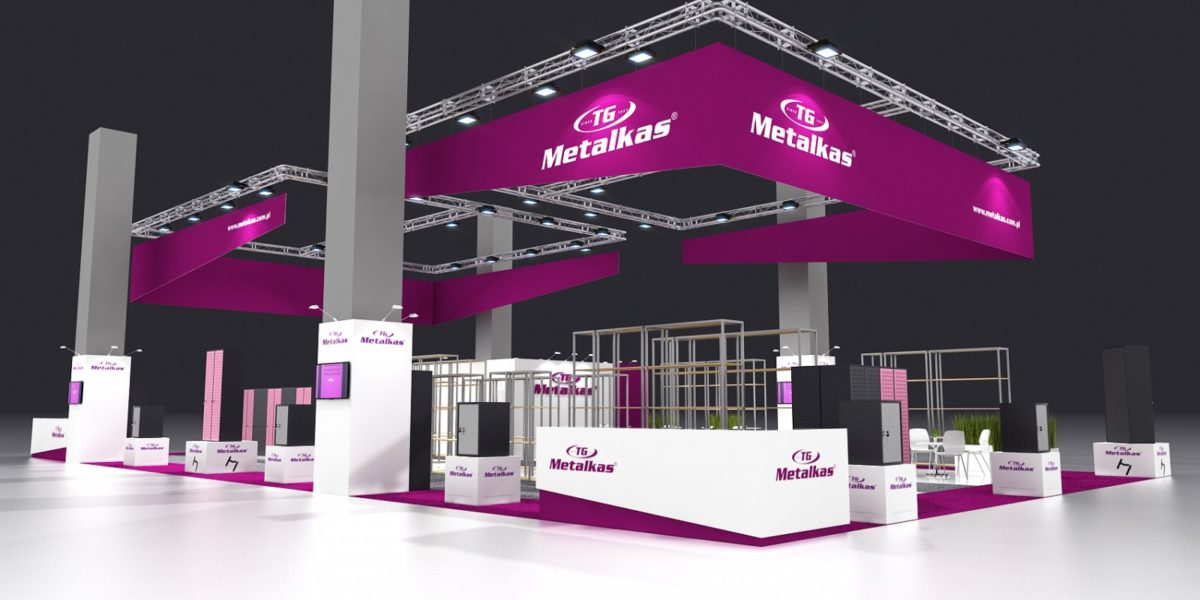 stands d'exposition modulaires