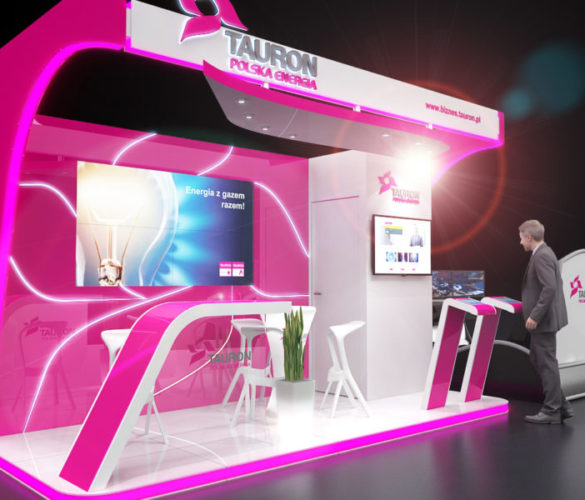 professional fair stand
