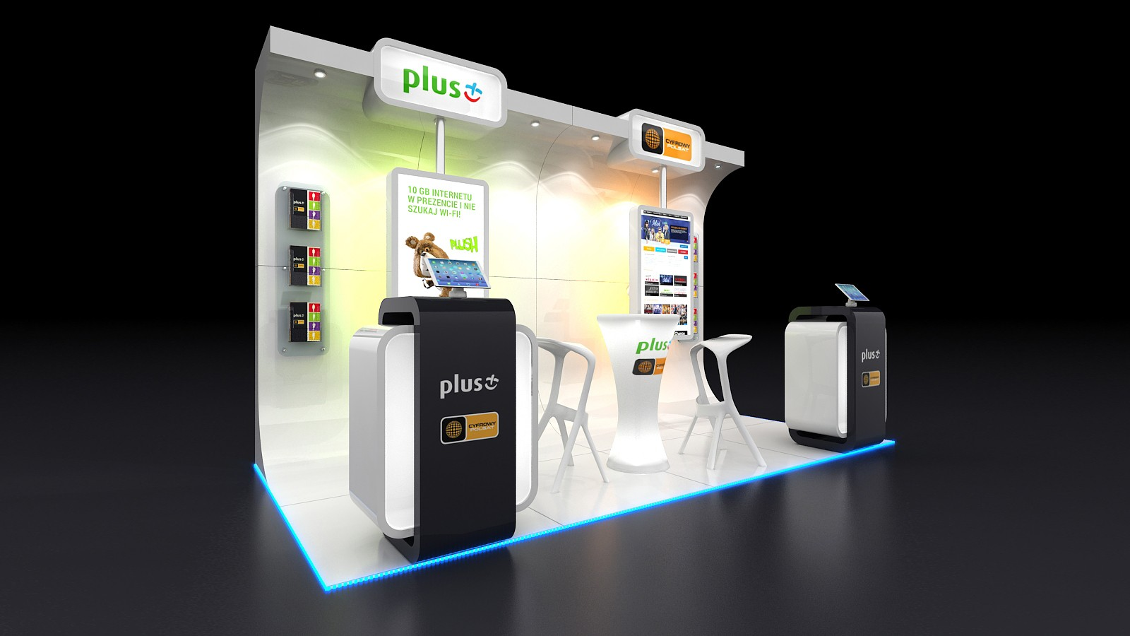 professional exhibition systems