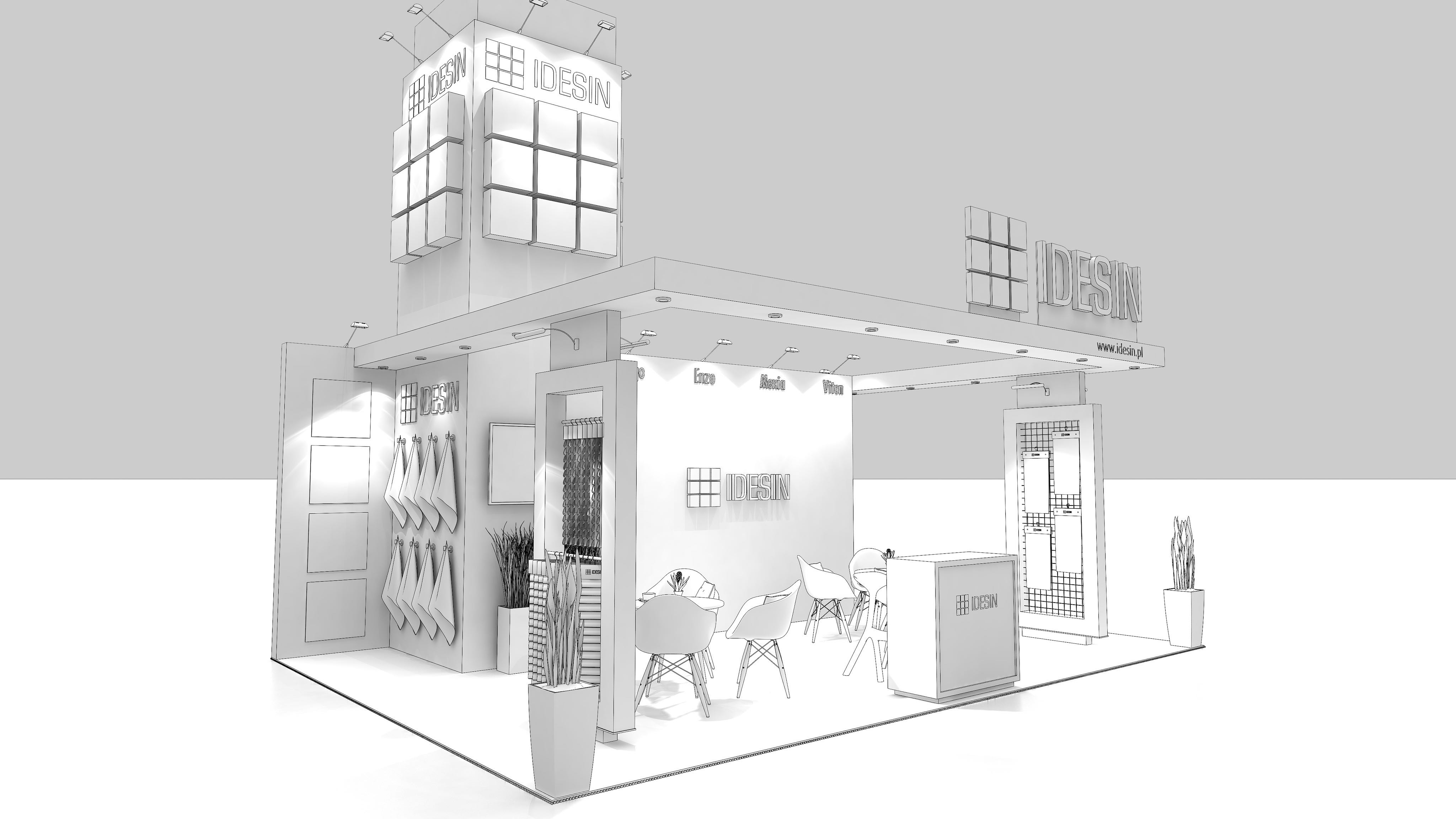 Ready for exhibition stand?