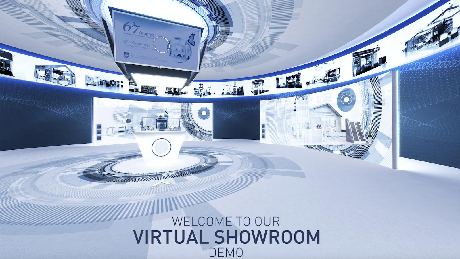 Showroom online 360