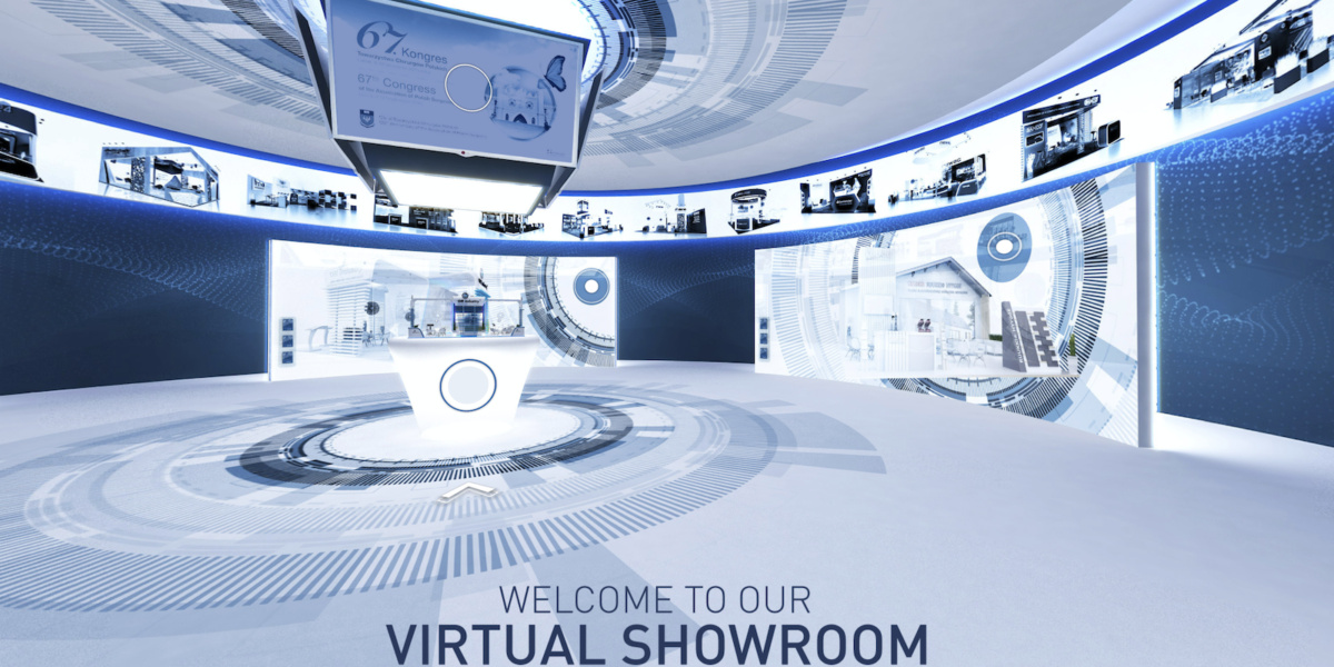 Showroom en ligne 360