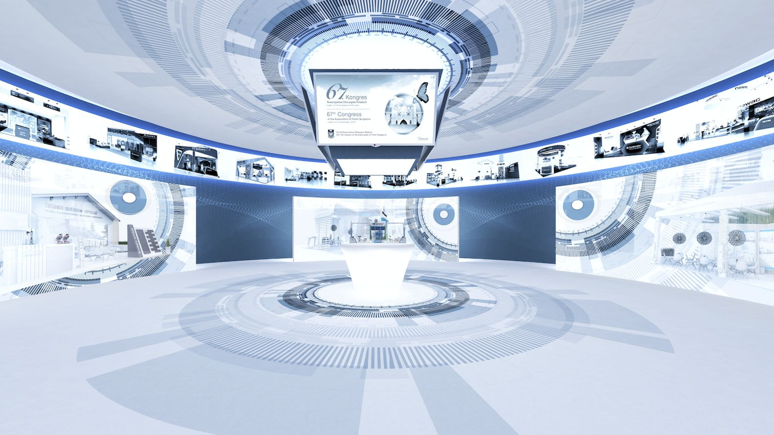 wirtualny spacer 360 po showroomie